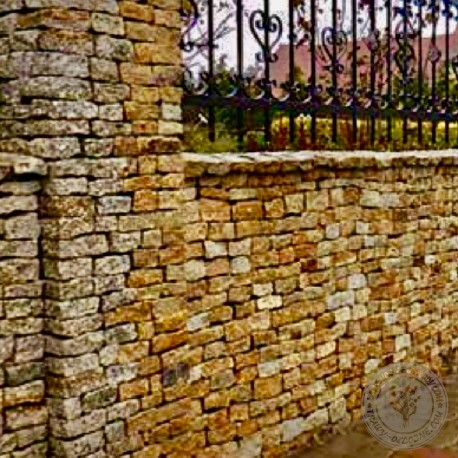 Granit - kamień murowy