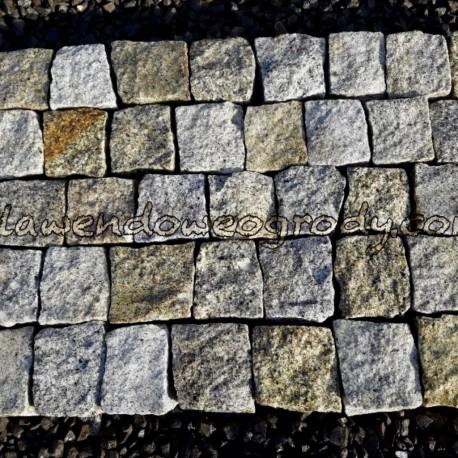Granit - kostka brukowa